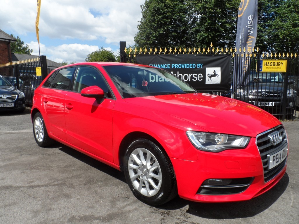 used Audi A3 TDI SE in Halesowen