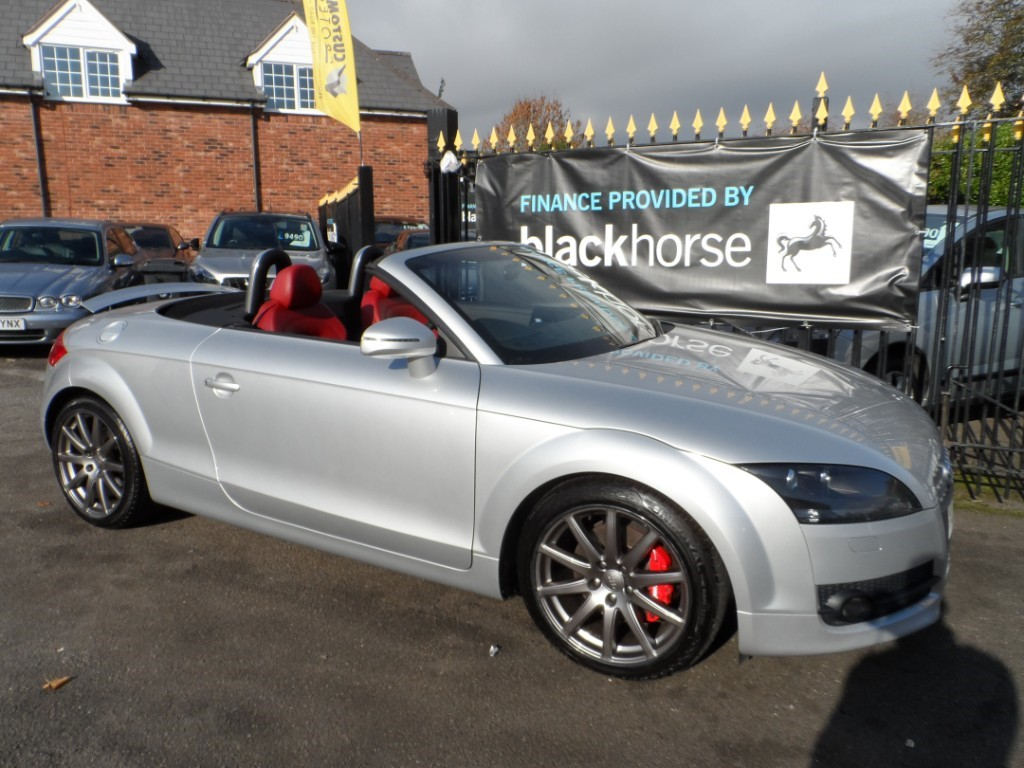 used Audi TT TFSI in Halesowen