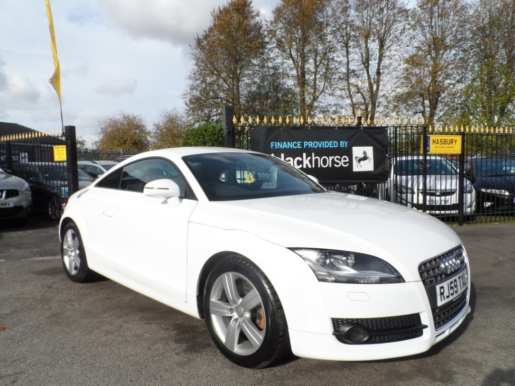 used Audi TT TFSI QUATTRO in Halesowen