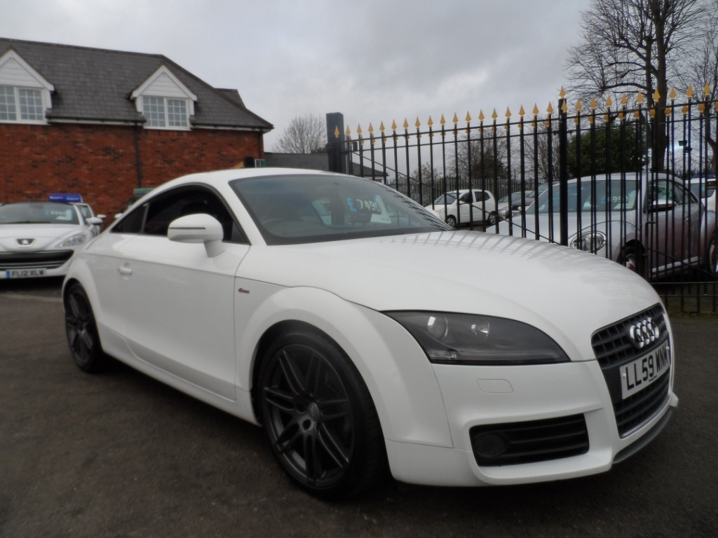 used Audi TT TFSI S LINE SPECIAL EDITION in Halesowen