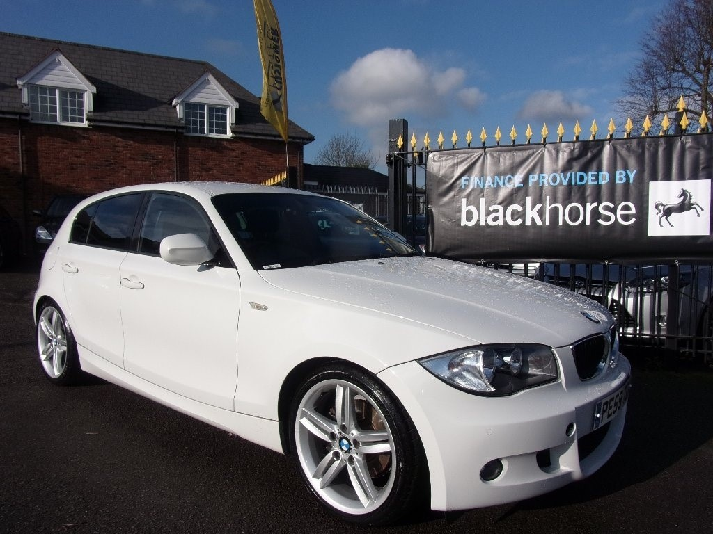 used BMW 118d 1 Series M Sport 5dr in Halesowen