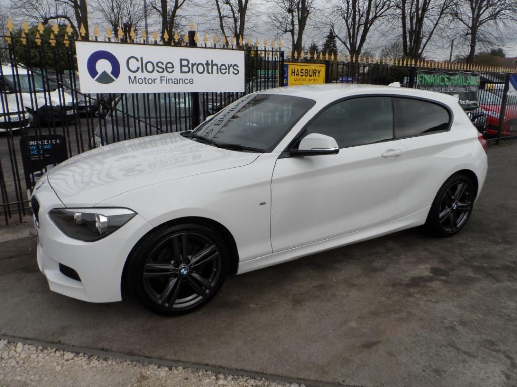used BMW 120d M SPORT in Halesowen