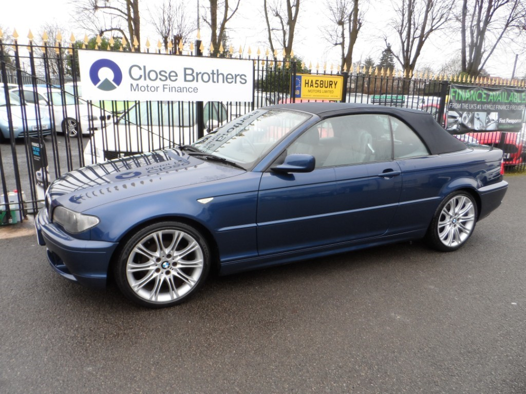 used BMW 318ci  in Halesowen