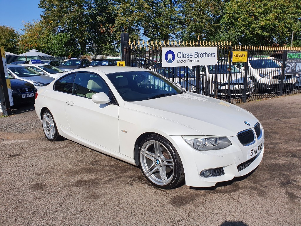 used BMW 320d M SPORT in Halesowen