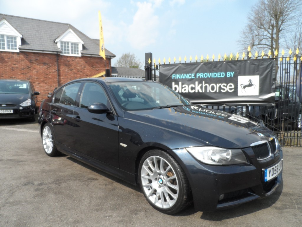 used BMW 320d 3 Series M Sport Edition 4dr in Halesowen