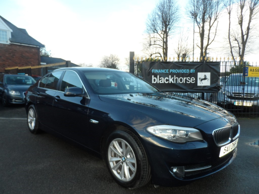 used BMW 520d SE in Halesowen