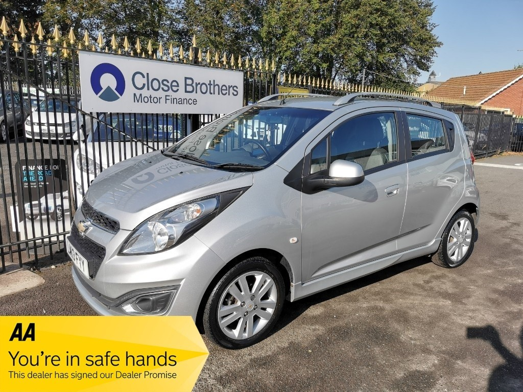used Chevrolet Spark LTZ in Halesowen