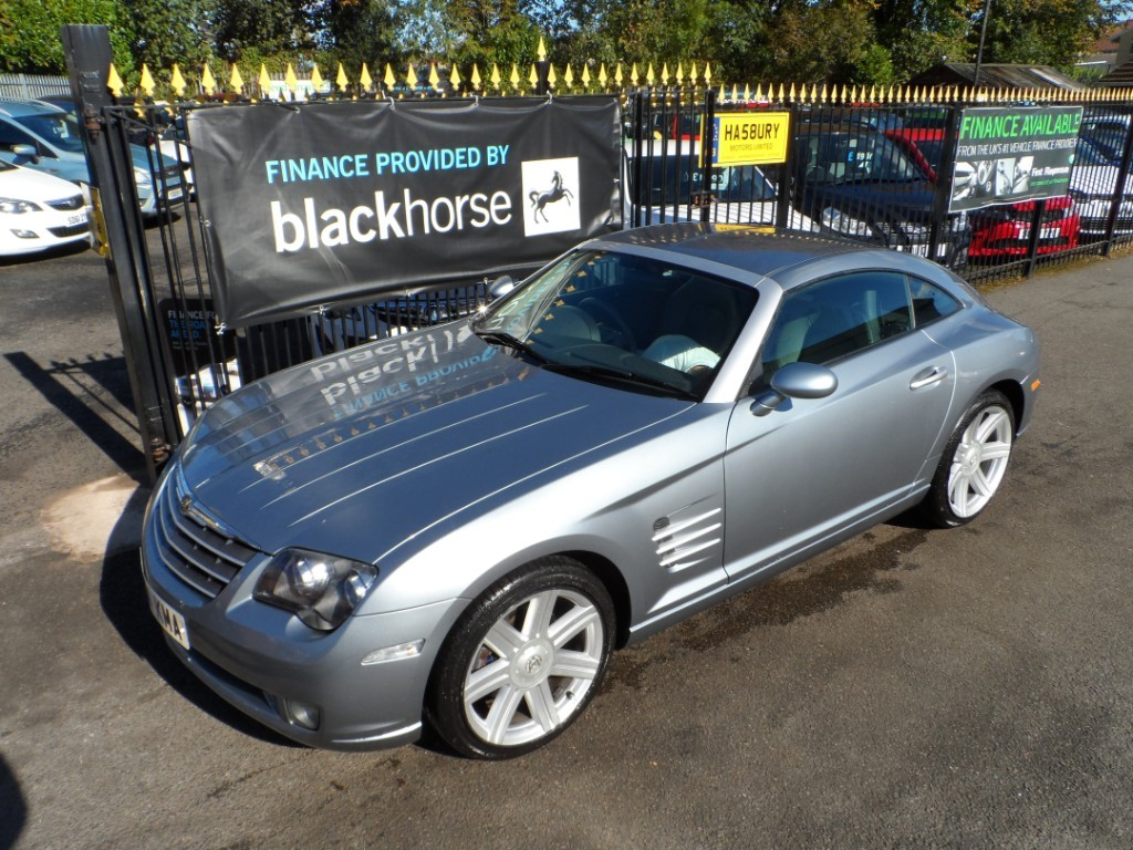 Used Chrysler Crossfire For Sale West Midlands