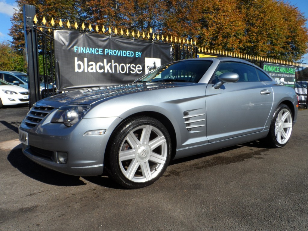 used Chrysler Crossfire V6 in Halesowen