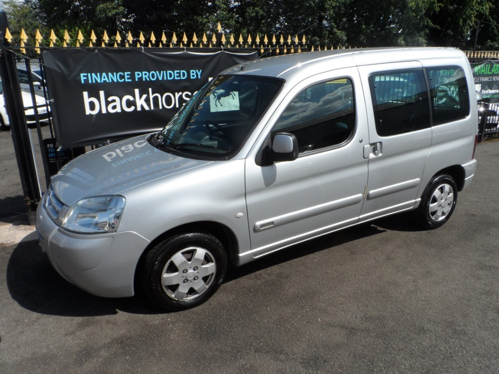 used Citroen Berlingo D MULTISPACE FORTE in Halesowen