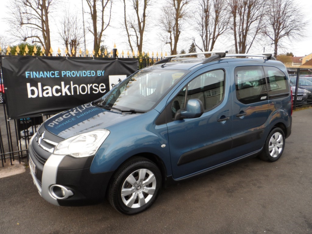 used Citroen Berlingo Multispace HDI XTR in Halesowen