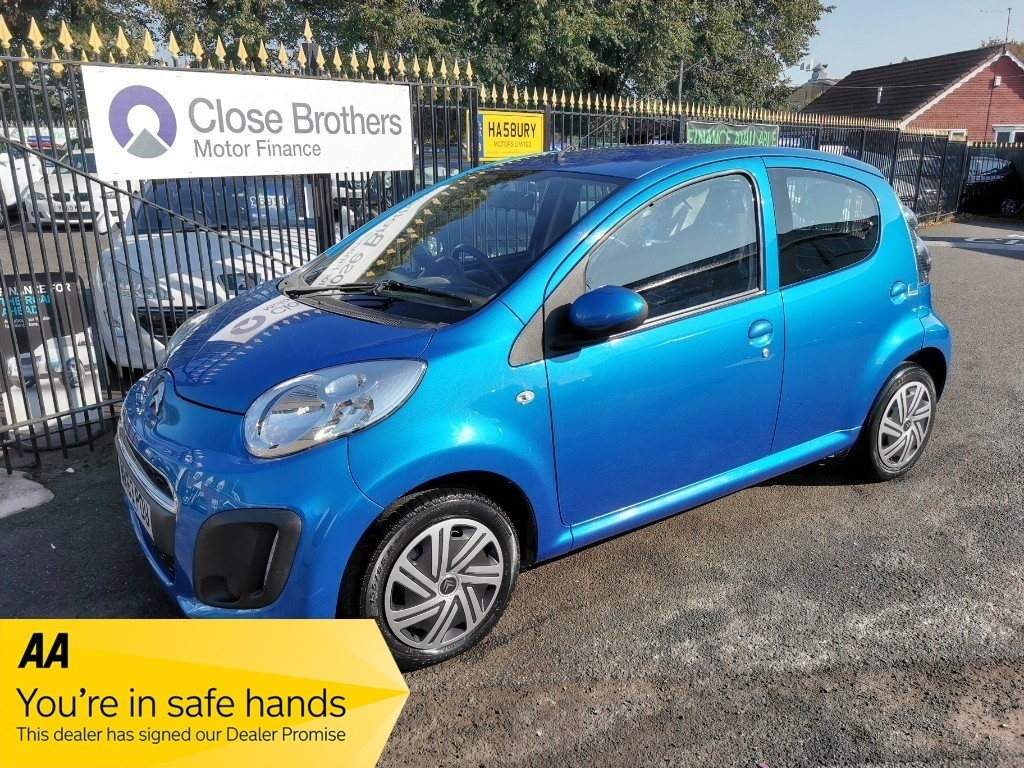 used Citroen C1 VTR in Halesowen