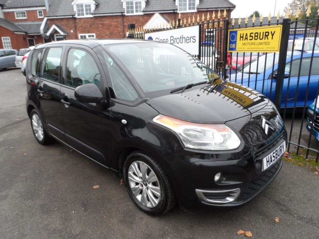 used Citroen C3 HDI AIRDREAM PLUS PICASSO in Halesowen