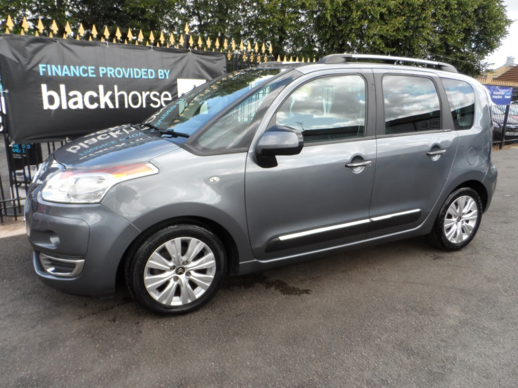 used Citroen C3 HDI EXCLUSIVE PICASSO in Halesowen