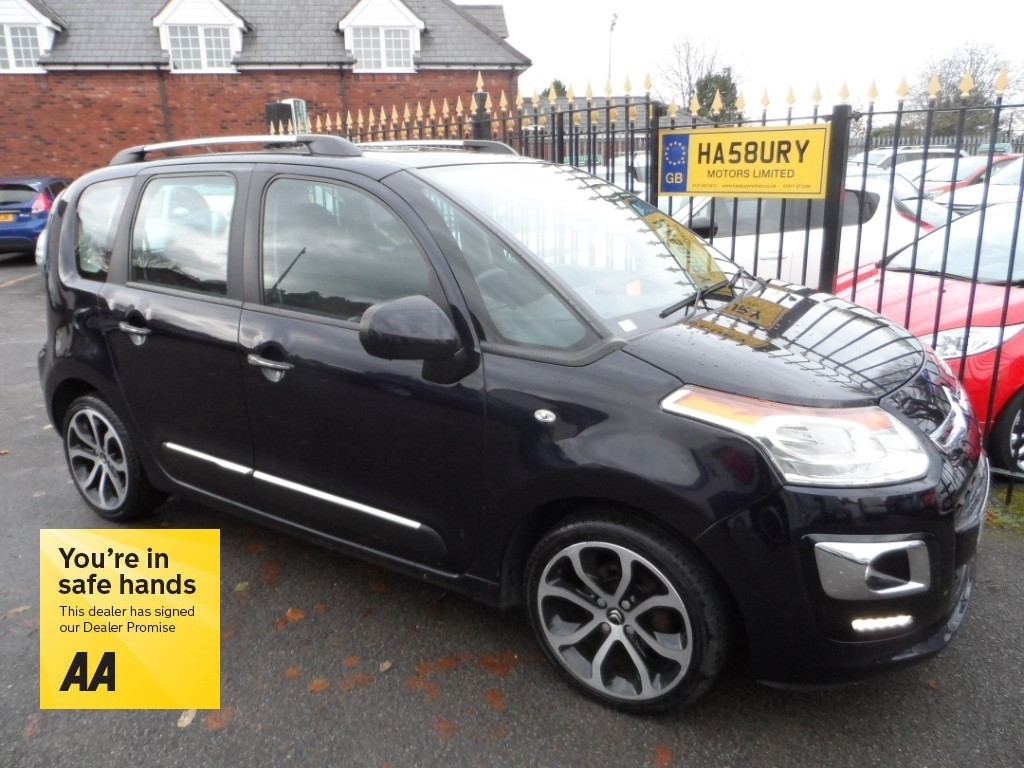 used Citroen C3 BLUEHDI SELECTION PICASSO in Halesowen