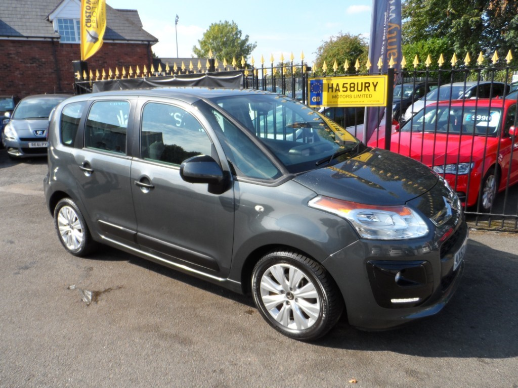 used Citroen C3 HDI VTR PLUS PICASSO in Halesowen