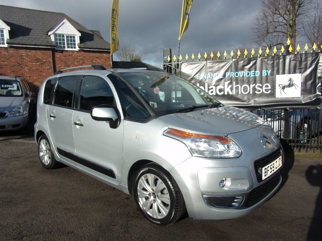 used Citroen C3 Picasso HDi 8v Exclusive 5dr in Halesowen