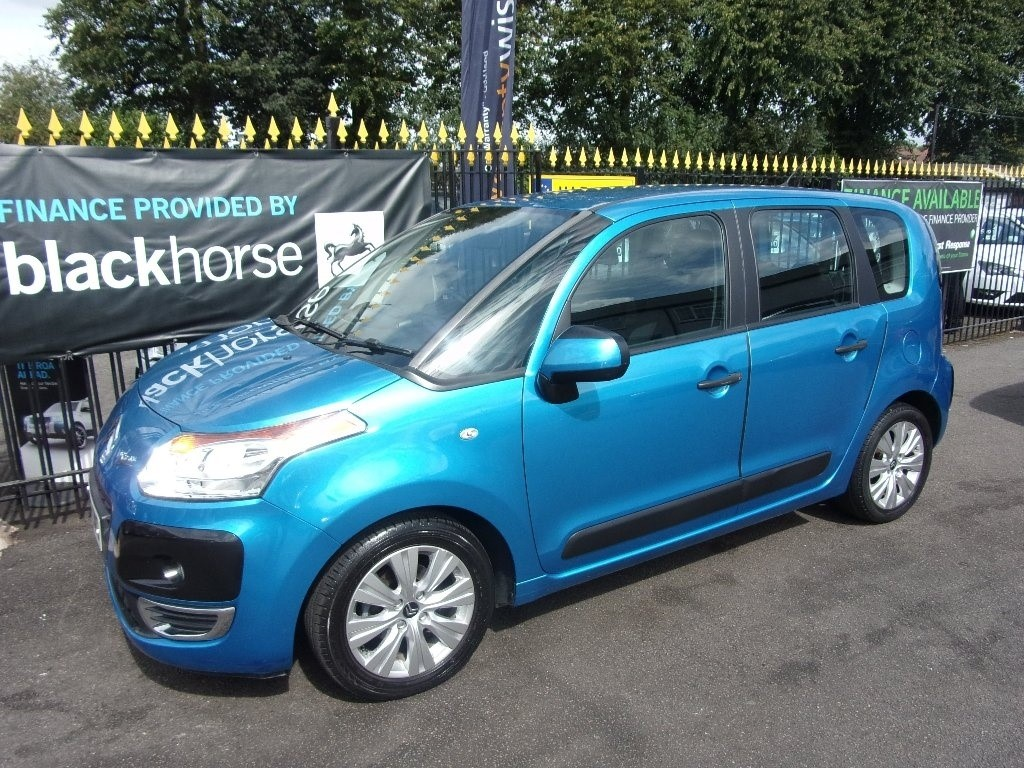 used Citroen C3 Picasso HDi 8v VTR+ 5dr in Halesowen