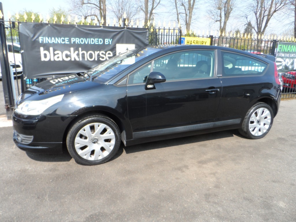 used Citroen C4 VTR PLUS 16V E4 in Halesowen
