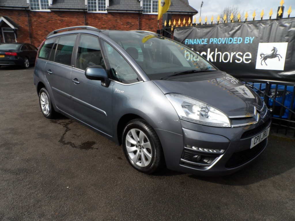 used Citroen Grand C4 Picasso HDi 16v VTR+ 5dr in Halesowen