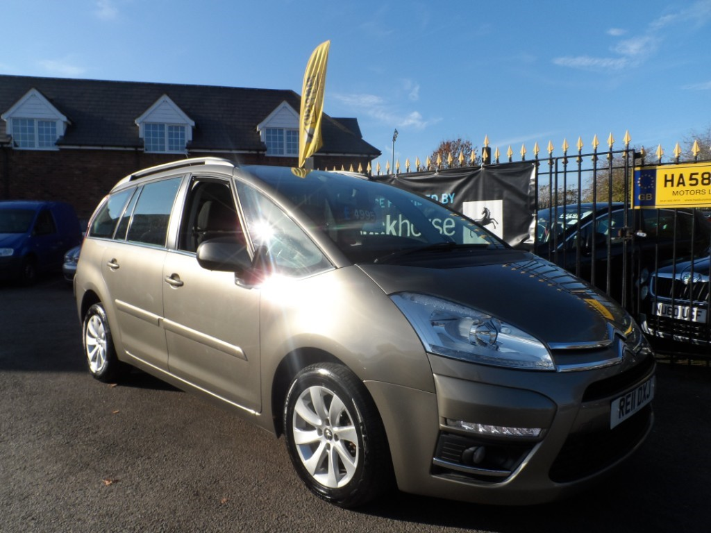 used Citroen C4 HDI VTR PLUS EGS GRAND PICASSO in Halesowen