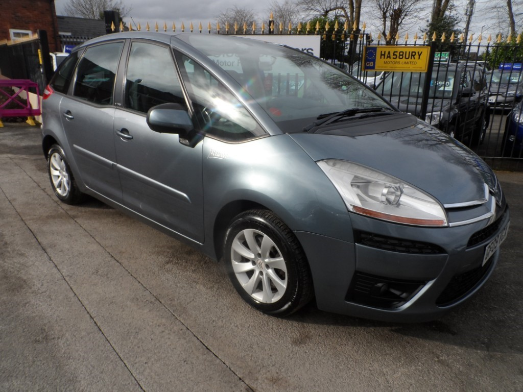 used Citroen C4 HDI VTR PLUS PICASSO in Halesowen