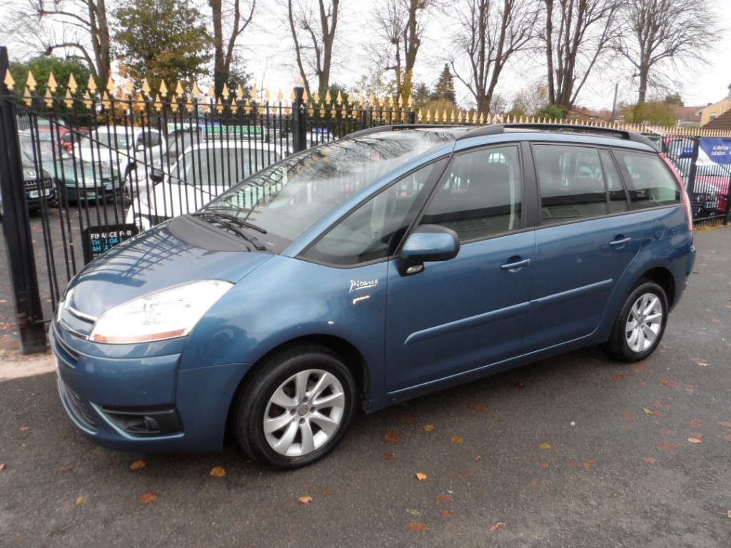 used Citroen C4 HDI VTR PLUS GRAND PICASSO in Halesowen