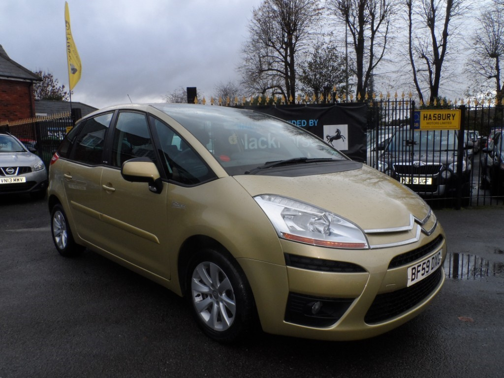 used Citroen C4 16V VTR PLUS PICASSO in Halesowen