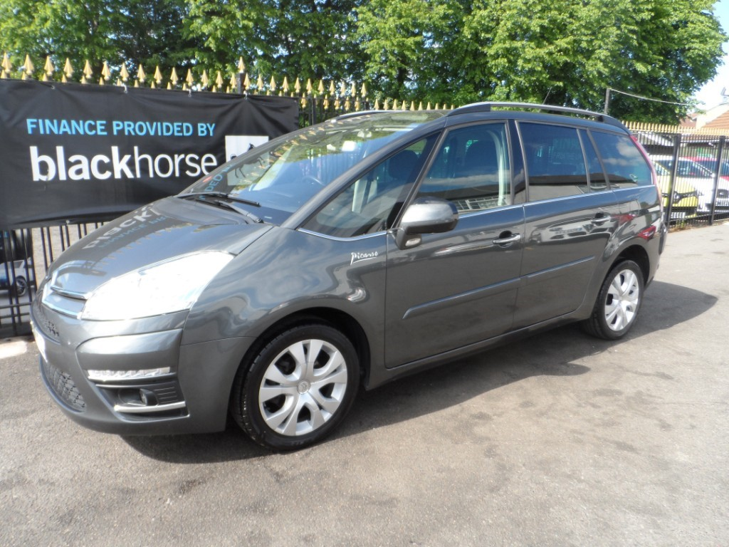 used Citroen C4 HDI PLATINUM GRAND PICASSO in Halesowen