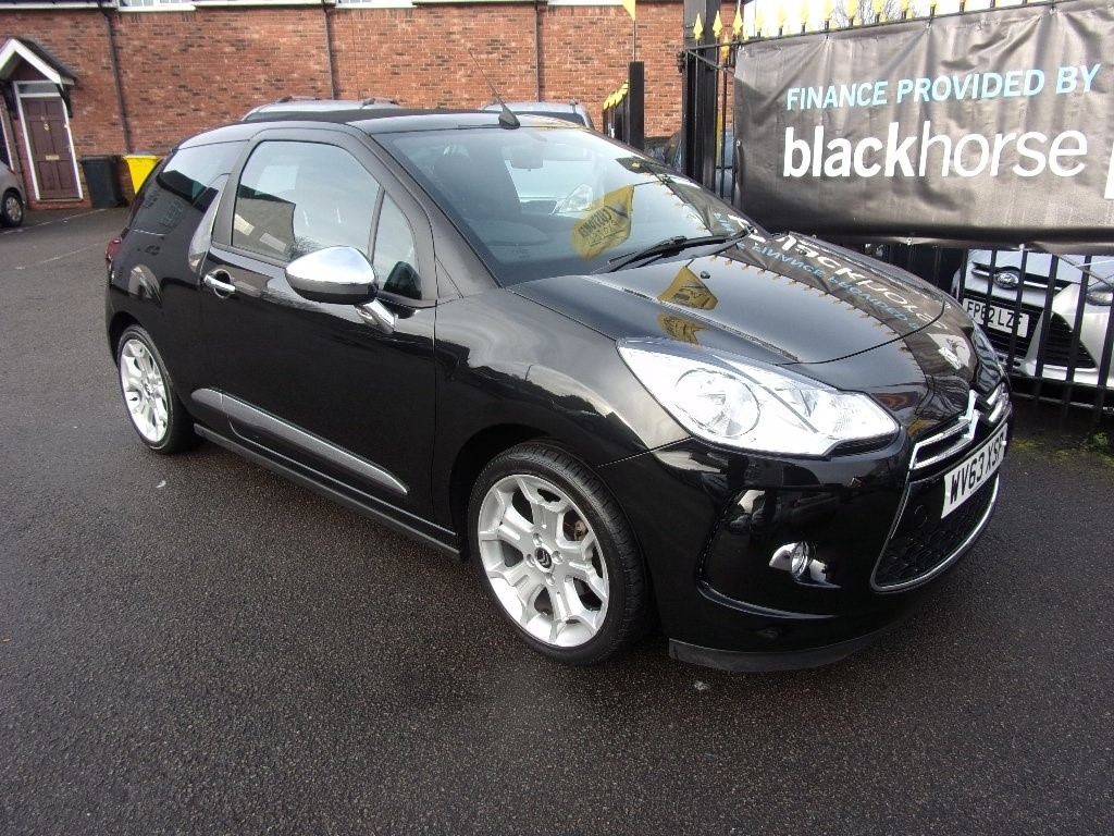 used Citroen DS3 Cabrio VTi DStyle 2dr in Halesowen
