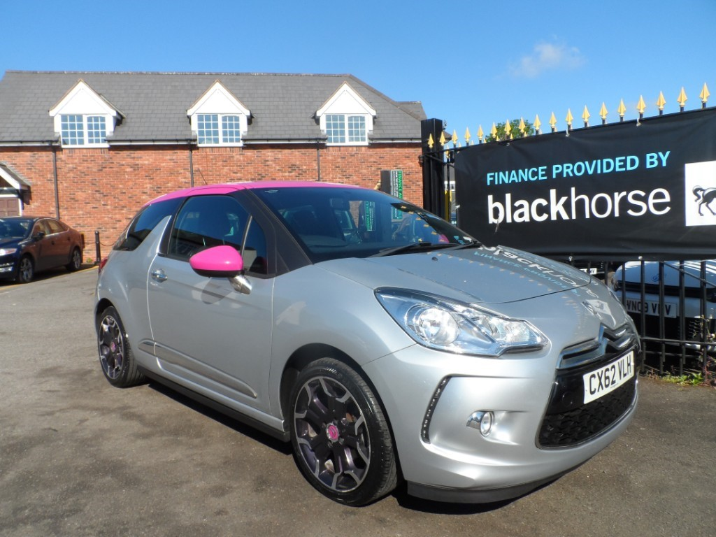 used Citroen DS3 E-HDI DSTYLE in Halesowen
