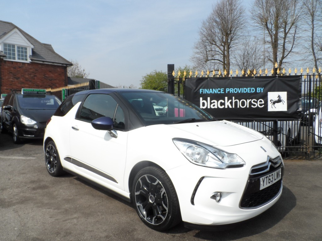 used Citroen DS3 DSTYLE PLUS in Halesowen