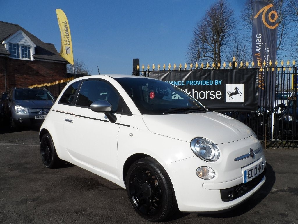 used Fiat 500 1.2 Street 3dr in Halesowen