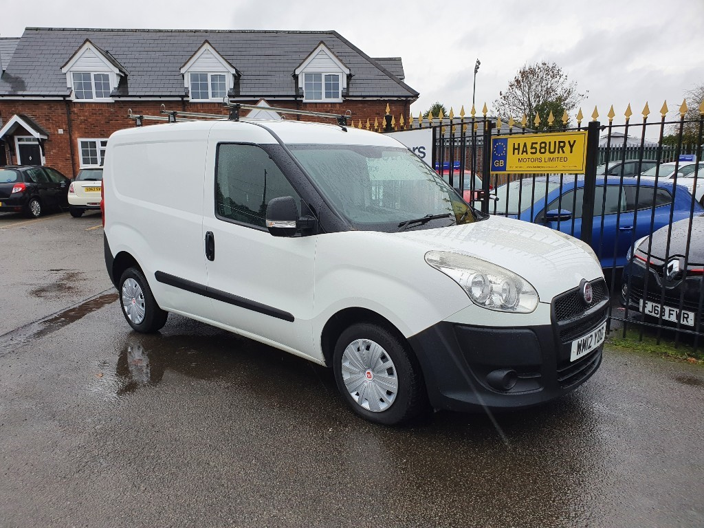 used Fiat Doblo 16V MULTIJET in Halesowen