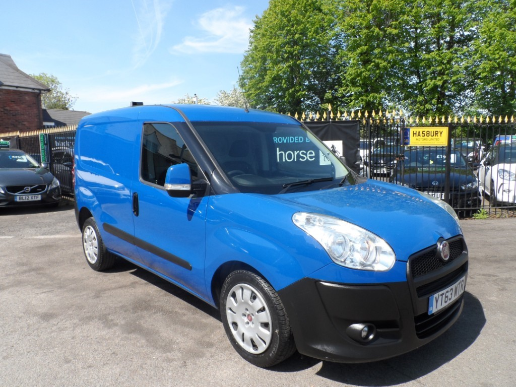 used Fiat Doblo 16V SX MULTIJET in Halesowen