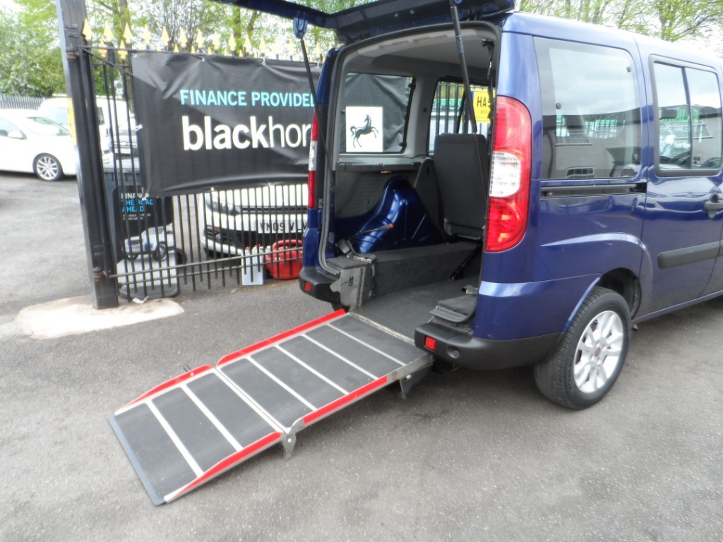 used Fiat Doblo 8V DYNAMIC H/R in Halesowen