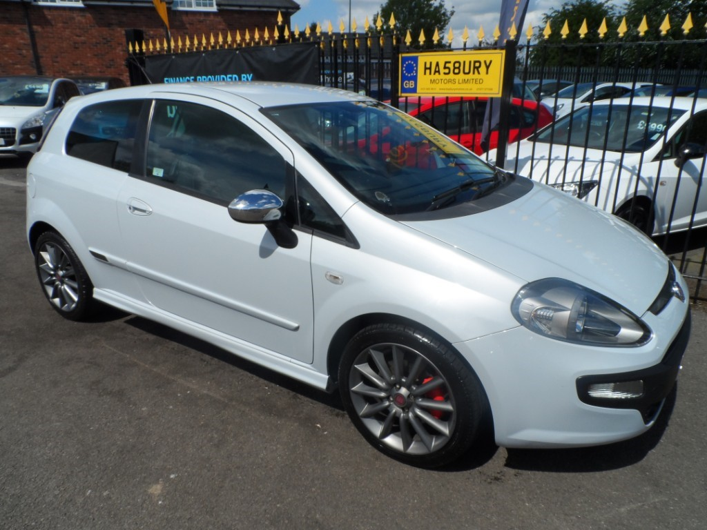 used Fiat Punto Evo MULTIAIR SPORTING in Halesowen