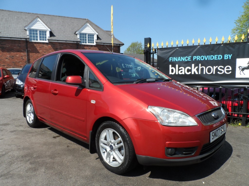 used Ford C-Max ZETEC TDCI in Halesowen