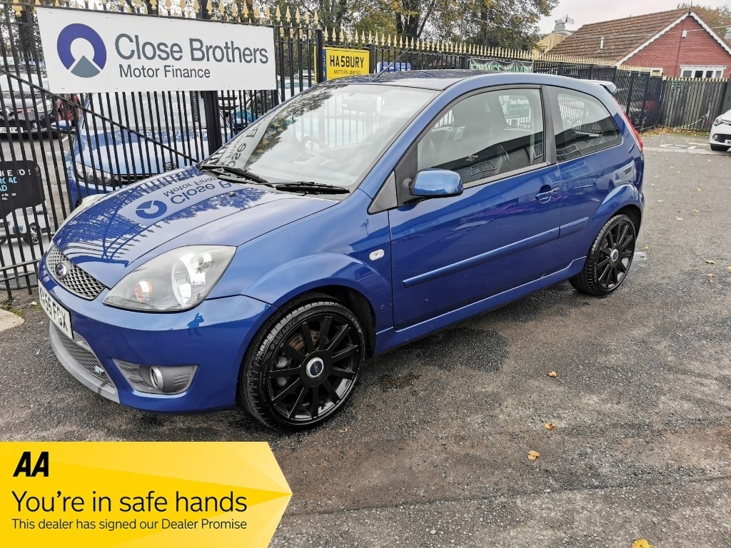 used Ford Fiesta ST 16V in Halesowen