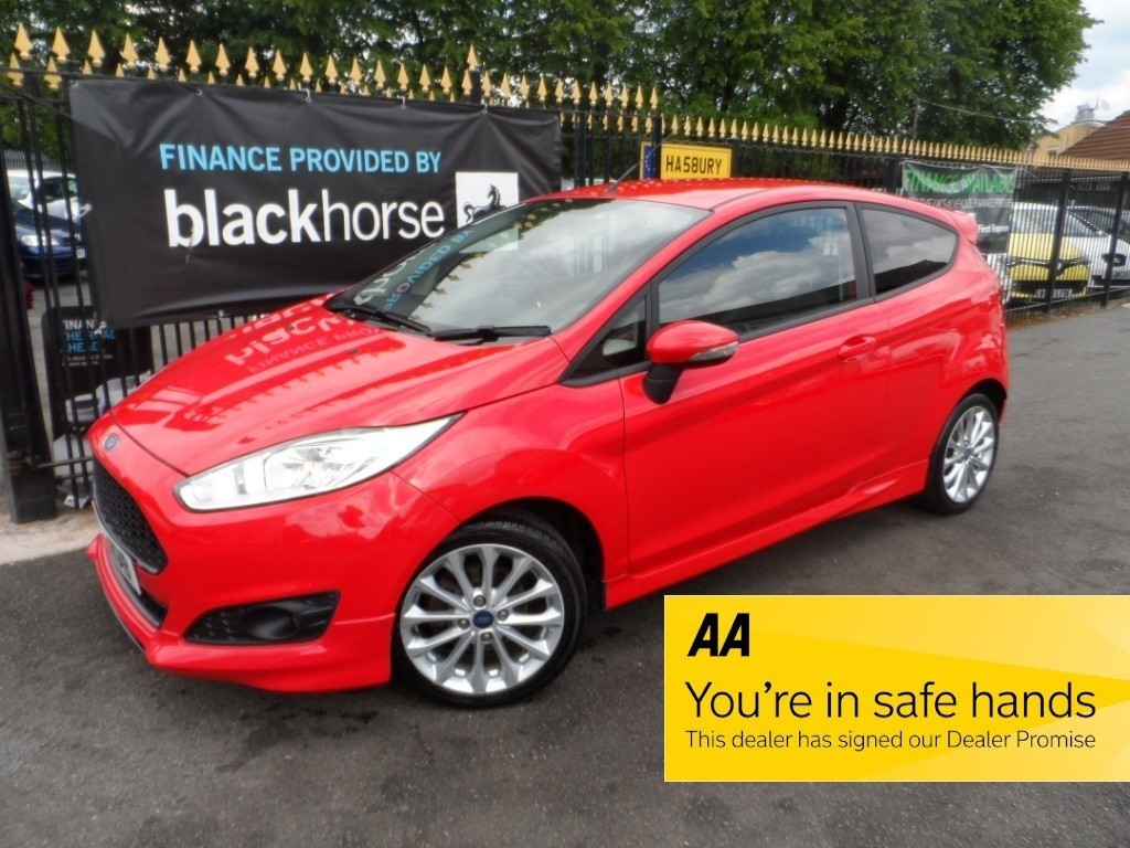 used Ford Fiesta ZETEC S TDCI in Halesowen