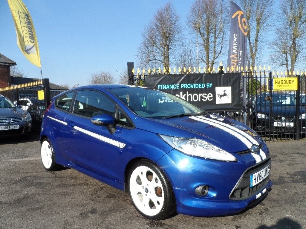 used Ford Fiesta S1600 3dr in Halesowen