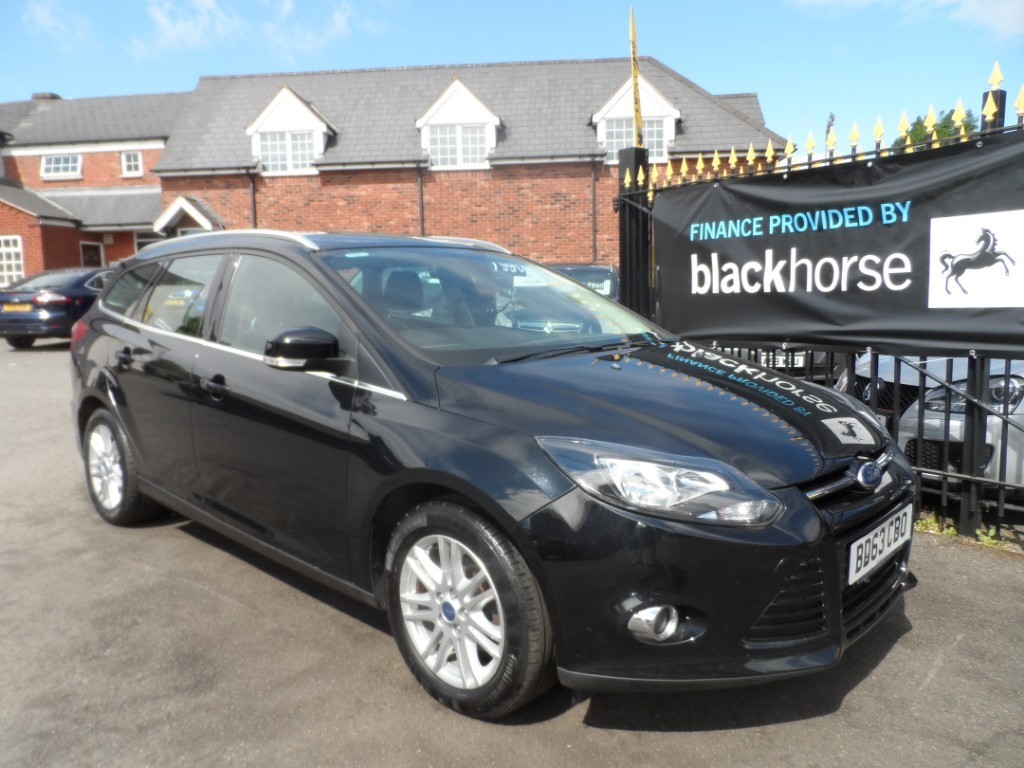 used Ford Focus TDCi Titanium 5dr in Halesowen