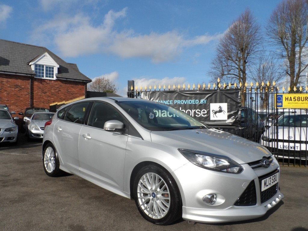 used Ford Focus ZETEC S in Halesowen