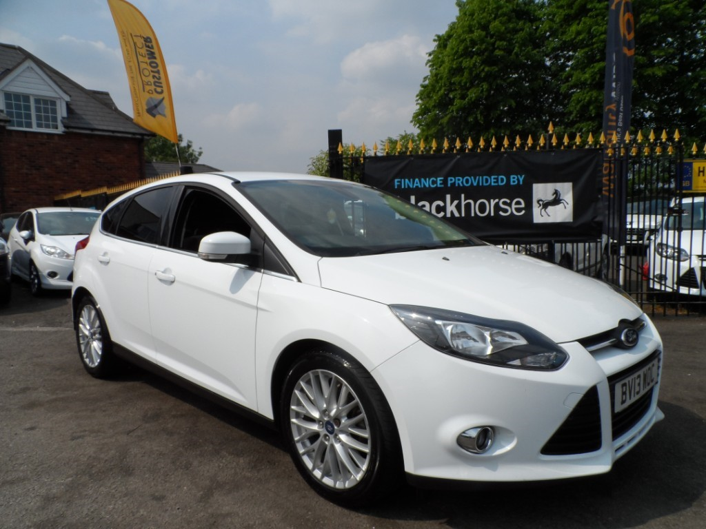 used Ford Focus ZETEC TDCI in Halesowen