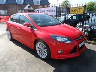 used Ford Focus ZETEC S TDCI in Halesowen