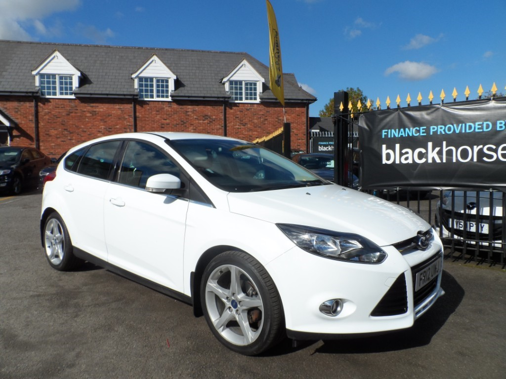 used Ford Focus TITANIUM in Halesowen