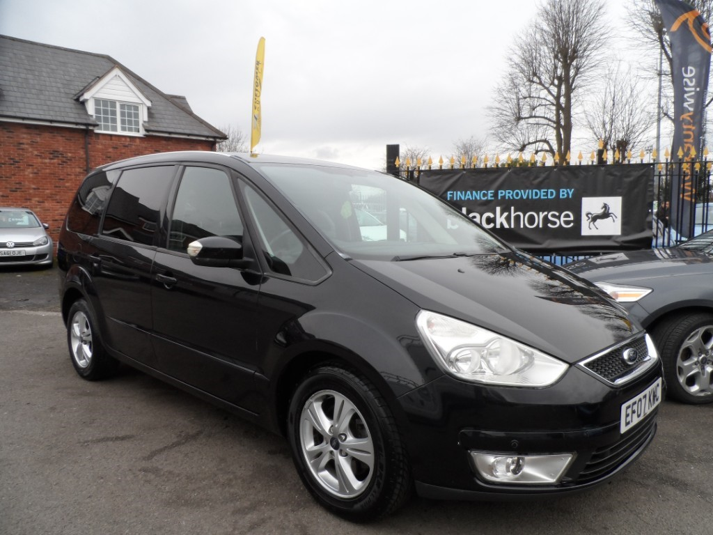 used Ford Galaxy TDCi Zetec 5dr in Halesowen