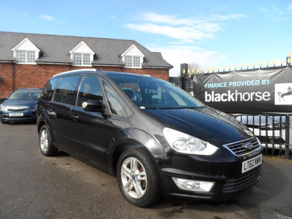 used Ford Galaxy ZETEC TDCI in Halesowen