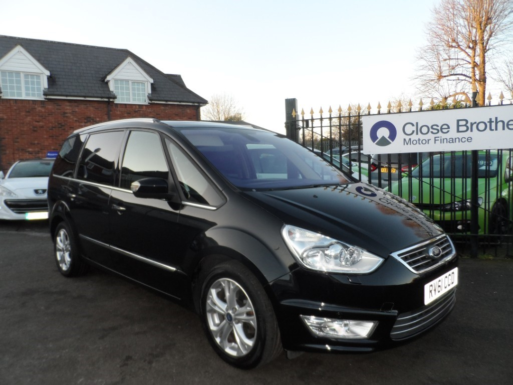 used Ford Galaxy TITANIUM X in Halesowen