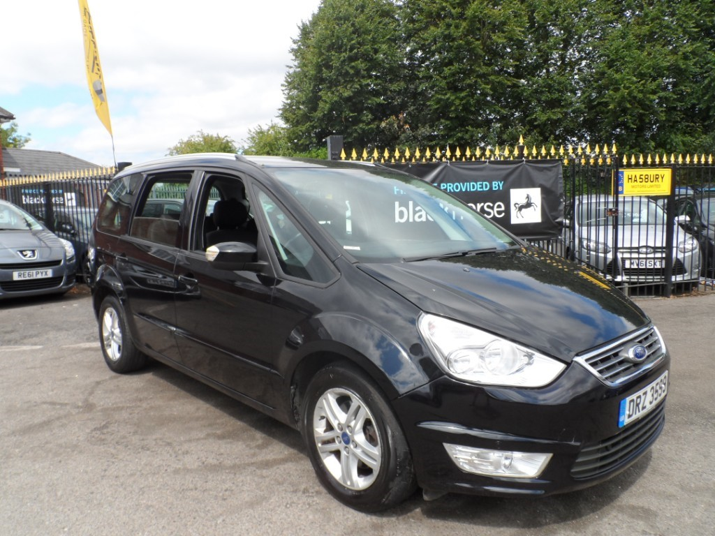 used Ford Galaxy ZETEC in Halesowen